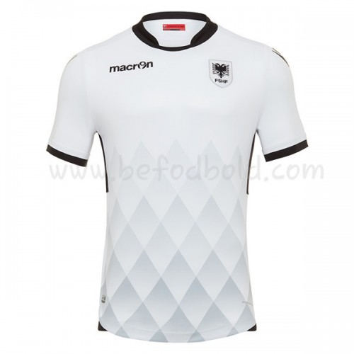 Albania 2018 Short Sleeve Away Soccer Jersey