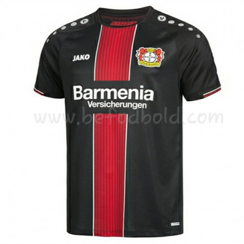 Bayer Leverkusen 2018-19 Short Sleeve Home Soccer Jersey