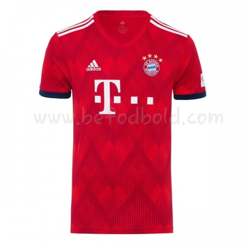 Bayern Munich 2018-19 Short Sleeve Home Soccer Jersey