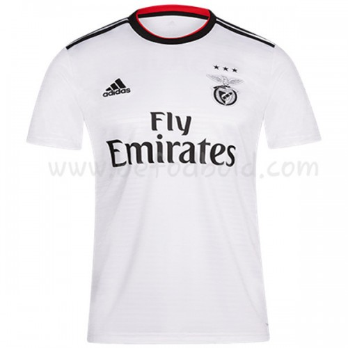 Benfica 2018-19 Short Sleeve Away Soccer Jersey