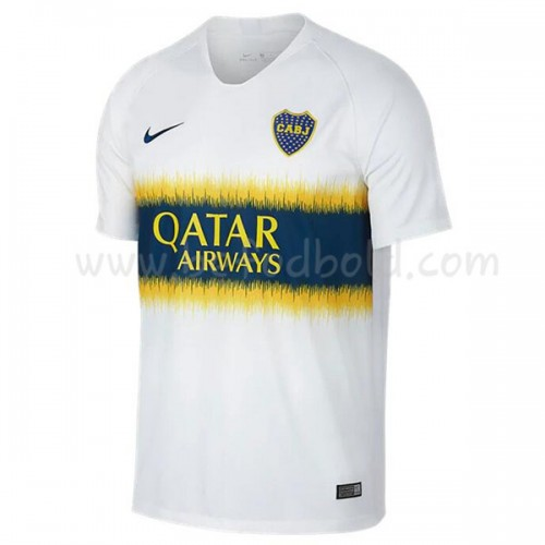 Boca Juniors 2018-19 Short Sleeve Away Soccer Jersey
