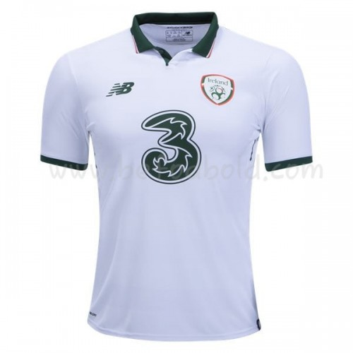 Ireland 2018 Short Sleeve Away Soccer Jersey