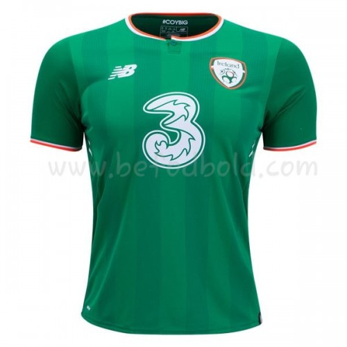 Ireland 2018 Short Sleeve Home Soccer Jersey