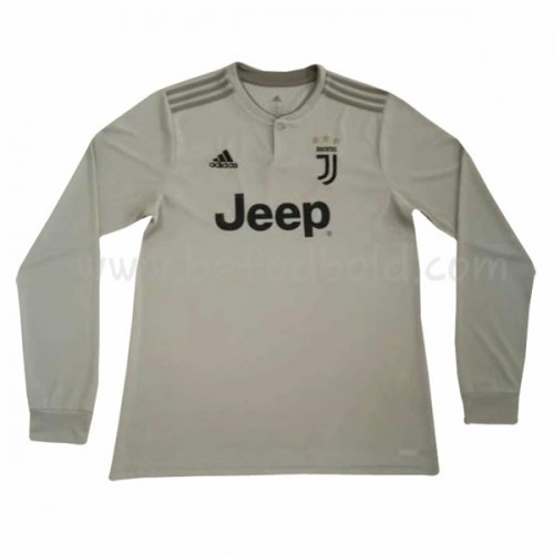 Juventus 2018-19 Long Sleeve Away Soccer Jersey