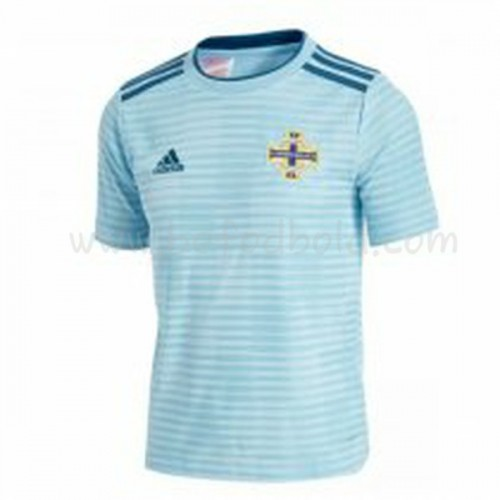 Northern Ireland 2018 Short Sleeve Away Soccer Jersey