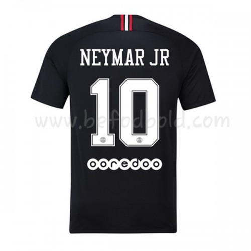 Paris Saint Germain PSG 2018-19 Neymar Jr 10 Short Sleeve Third Soccer Jersey