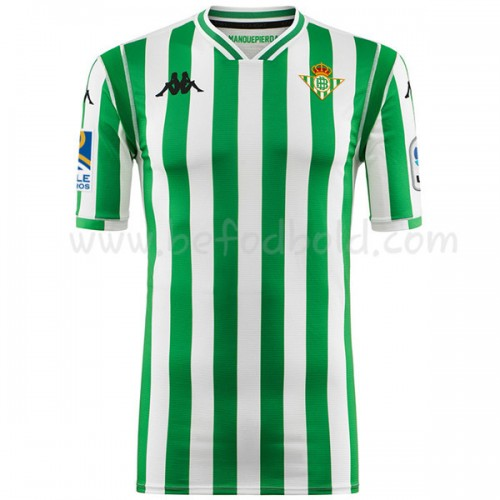 Real Betis 2018-19 Short Sleeve Home Soccer Jersey