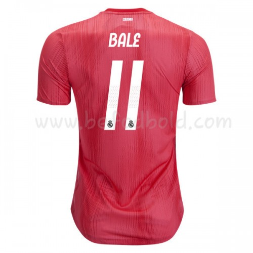 Real Madrid 2018-19 Gareth Bale 11 Short Sleeve Third Soccer Jersey