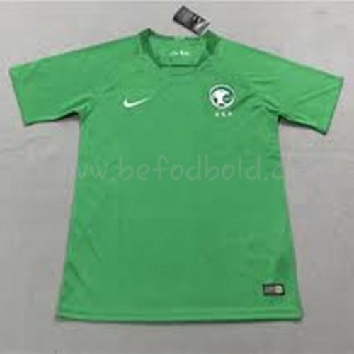 Saudi Arabia 2018 Short Sleeve Away Soccer Jersey